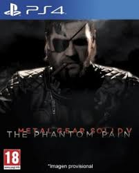metal gear solid v the phantom pain ps4 pre owned gamexs