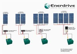 solar panel wiring diagram schematic on solar download wirning