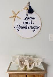 Coastal Home Decor Stores 140 Best Coastal Christmas Crafts Images On Pinterest Nautical
