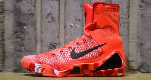 christmas kobes nike 9 elite christmas look nicekicks