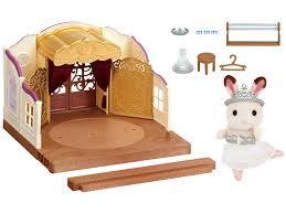 amazon com calico critters ballet theater toys u0026 games