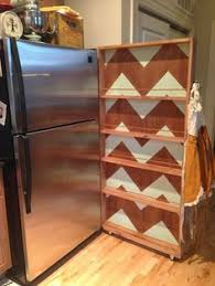 How To Install A Pantry Cabinet How To Build And Install A Pull Out Pantry Style Storage Cabinet