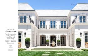 exceptional modern mansion in toorak stars in new belle book the