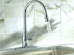 kohler single kitchen faucet kohler purist kitchen tap faucet gold amazing extraordinary