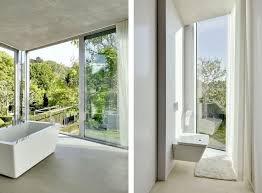 glass and concrete h house by wiel arets architects caandesign