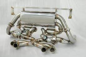 testarossa exhaust testarossa 512tr m フェラーリ テスタロッサ 512tr 512m