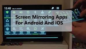 screen mirroring android 10 best screen mirroring apps for android and ios easy tech trick