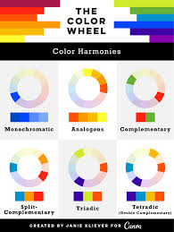 different colors of purple color theory tips and inspiration by canva
