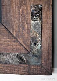Homemade Wood Stain Learn To Make Natural Stain At Home by Diy Rustic Industrial Chalkboard Love Grows Wild