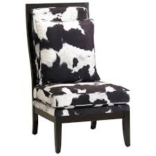 Black And White Accent Chair Murray Black And White Accent Chair Dcg Stores