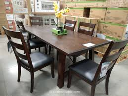 costco dining room sets full size of dining tables5 piece counter