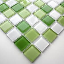 salle de bain vert d eau mosaique salle de bain vert meilleures idées créatives pour la