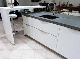 plan de travail cuisine ceramique beau plan de travail blanc laque et plan de travail cuisine