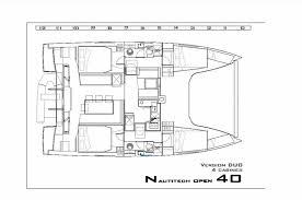 catamaran nautitech 40 open catamaran charter croatia