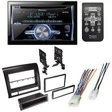 toyota tacoma 2005 2011 car stereo receiver radio dash