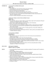 resume template for senior accountant duties ach drafts accounting support resume sles velvet jobs