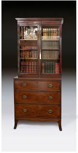 Mahogany Bookcase Georgian Mahogany Bookcase Antiques Atlas