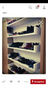 schuhschrank vincent die besten 25 astuce rangement chaussures ideen auf pinterest