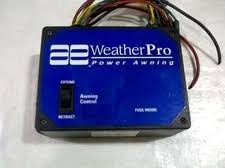 Weatherpro Power Awning Rv Parts Used Weather Pro Power Awning Controller P N 3307916 001
