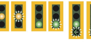 A Flashing Yellow Signal Light Means Steve Wallace How Well Do You Know Your Traffic Lights