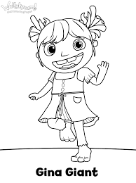 wallykazam coloring pages getcoloringpages com