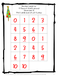 fun games 4 learning christmas math freebies