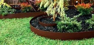 Garden Lawn Edging Ideas Concrete Landscape Edging Tools Edging Tools For Landscaping