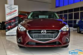 mazda new 2 2017 mazda 2 facelift in malaysia now with gvc auto news