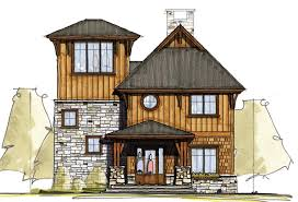 Vacation Cottage Plans by Mountain Plan 2 232 Square Feet 3 Bedrooms 3 Bathrooms 8504 00032
