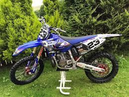 250 motocross bikes 2015 yamaha yz 250 motocross bike cr rm kxf ktm in rhymney