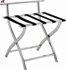 White Bedroom Luggage Rack With Shelf Image Collection White Luggage Rack All Can Download All Guide
