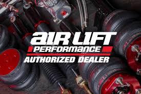 Air Lift Slamair Adjustable Air Spring Kit