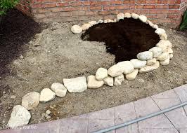 Rock Vegetable Garden How To Create A Small Vegetable Garden Using A Garden Spiral