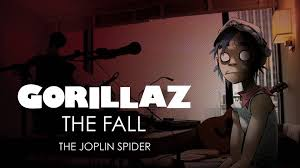 gorillaz the joplin spider the fall youtube