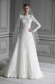 lace wedding gown 35 wedding gowns with sleeves lhuillier wedding dress
