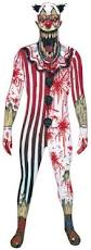 Clowns Halloween Costumes Scary Clown Halloween Morphsuit Scary Clowns Scary