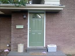 paint color inside front door blue green dark white red valspar