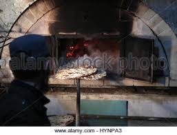 matzo unleavened bread moscow russia 5th apr 2017 baking matzo flat unleavened bread