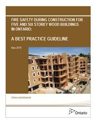 Fire Evacuation Plan Template For Office by New Guideline On Fire Safety During Construction Of Five And Six