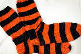 halloween socks thimbleanna