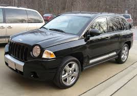 jeep peugeot file 2007 jeep compass limited jpg wikimedia commons