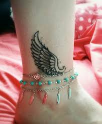 50 and small ankle tattoos design and ideas