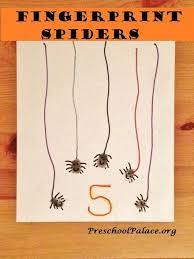 Preschool Halloween Craft Ideas - best 25 spider art preschool ideas on pinterest spider crafts