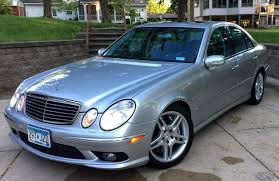 2006 mercedes e55 amg for sale no reserve 2005 mercedes e55 amg for sale on bat auctions