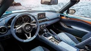 Steering Wheel Upholstery Perfect Summer Paint Denim Upholstery Mazda Mx 5 Levanto By