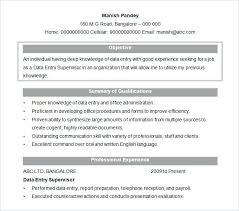 Word Format Resume Free Download Sample Resume Download In Word Format Resume Builder Template