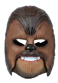 halloween baby face mask star wars the force awakens chewbacca electronic mask