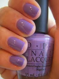 opi lavender i think i have this one not sure nails
