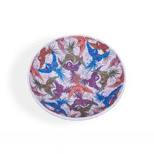 bowl with bird figures collections figure