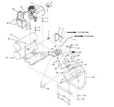 ridgid parts of45150 of45150a of45150b air compressor